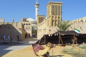 زيارة أشهر الأماكن التاريخية – الإمارات – دبي