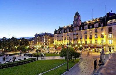 رحلتي الي أوسلو و هامبورق في النرويج