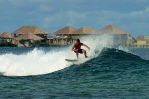 القيام بتجربة الغوص – جزر المالديف – جزيرة كودا هورا