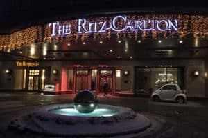 ذا ريتز كارلتون The Ritz-Carlton