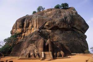 زيارة مدينة سيجيريا Sigiriya – سريلانكا – سيجيريا