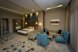 فندق منتجع قفقاز توفنداغ مونتاين