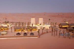 زيارة بعض المعالم الحضارية - الإمارات - أبوظبي