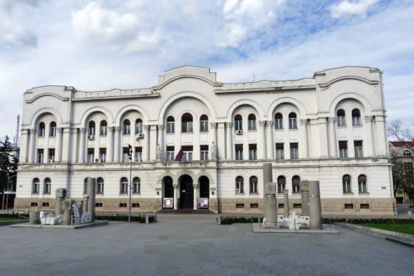 قصر بانسكي دفور