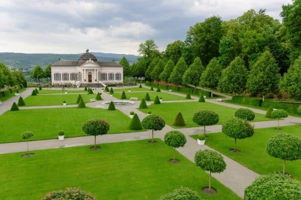 قصر ستيفتس جاردين