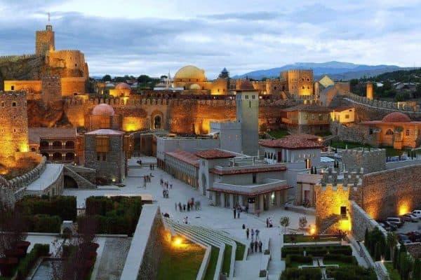 قلعة راباتي Rabati Castle