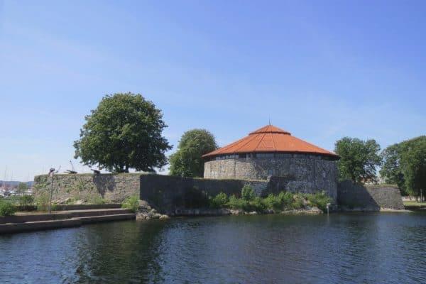 قلعة كريستيانشولم