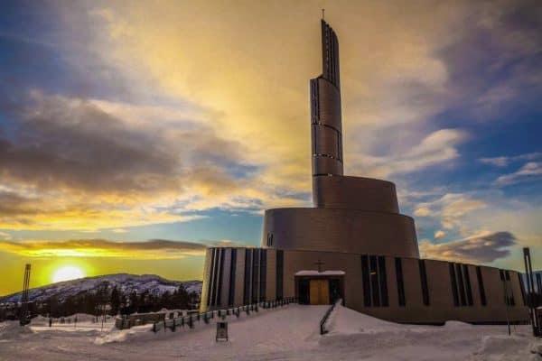 كاتدرائية الشفق القطبي