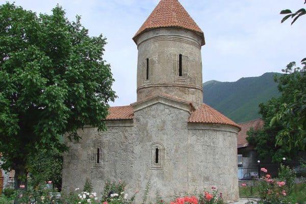 كنيسة كيش الألبانيانية