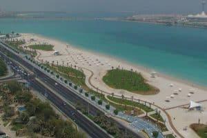 الوصول إلى إمارة أبوظبي - الإمارات - أبوظبي