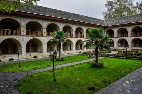 متحف شاكي التاريخي
