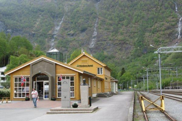 متحف  Flåmsbana Museum