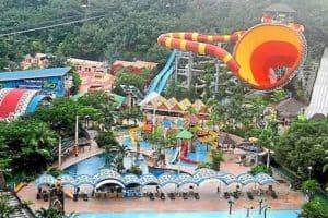 زيارة مدينة الألعاب المائية - ماليزيا - سلانجور