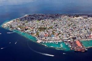 الذهاب إلى مدينة ماليه – جزر المالديف – ماليه