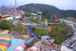 زيارة مرتفعات جنتنج هايلاند - ماليزيا - كوالالمبور