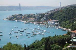رحلة مضيق البسفور - تركيا - اسطنبول