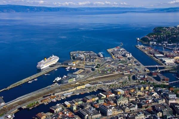 ميناء تروندهايم