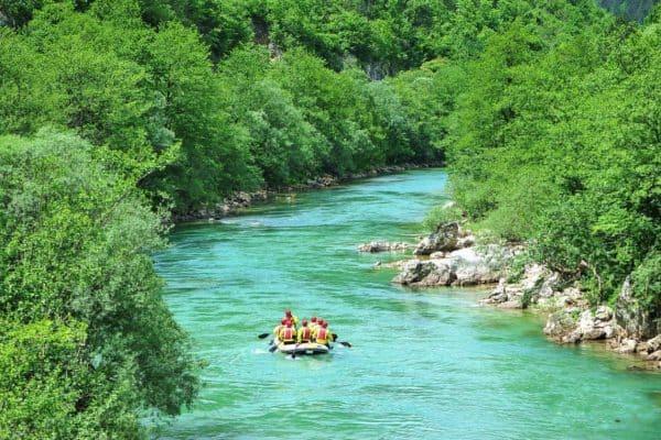نهر نيريتفا Neretva