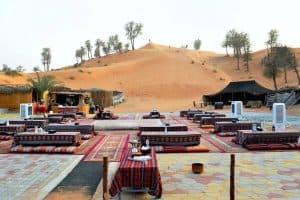 زيارة واحة البدو  - الإمارات - رأس الخيمة