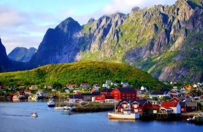 بين جمال الدنمارك وسحر النرويج