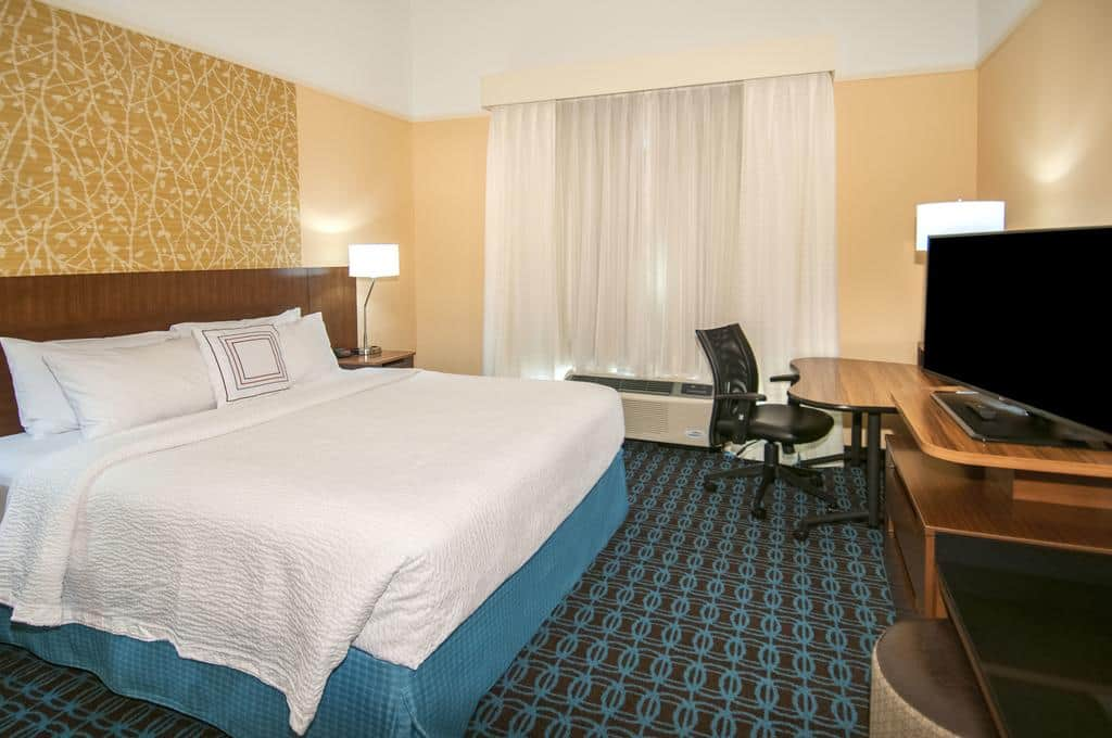 12.Fairfield Inn & Suites by Marriott San Antonio Brooks City Base