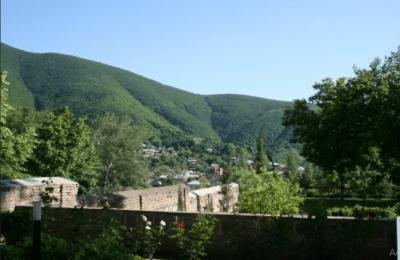 «شكي»مدينة الجمال والغرائب في أذربيجان