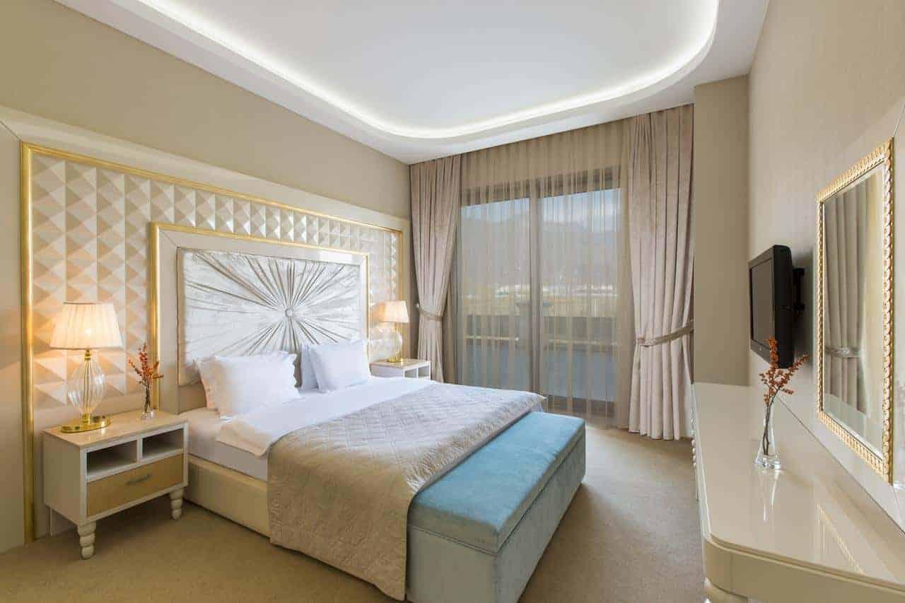 2.فندق قافقاز سبورت