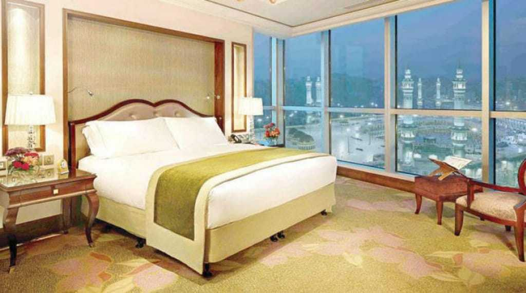 4.فندق قصر مكة رافلز-min