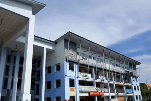 مركز تسوق Kompleks HiG Duty Free Mall