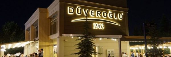 مطعم ديفيرغولوا Duveroglu
