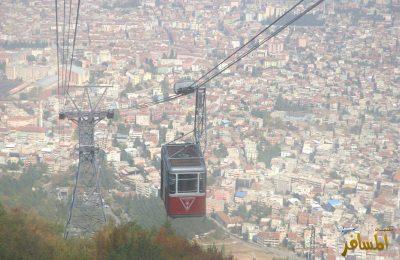 رحلتي إلى انطاكية اسطنبول بورصة يلوا