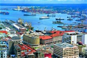 الذهاب إلى العاصمة كولومبو – سريلانكا – كولومبو
