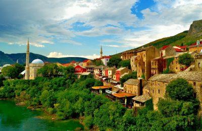 رحلتي الى البوسنة