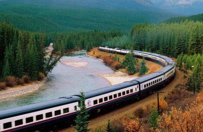 القطارات في الولايات المتحده