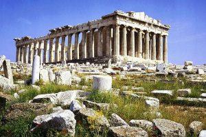 الوصول الى مدينة أثينا -  اليونان والتعرف على أجمل معالمها السياحية