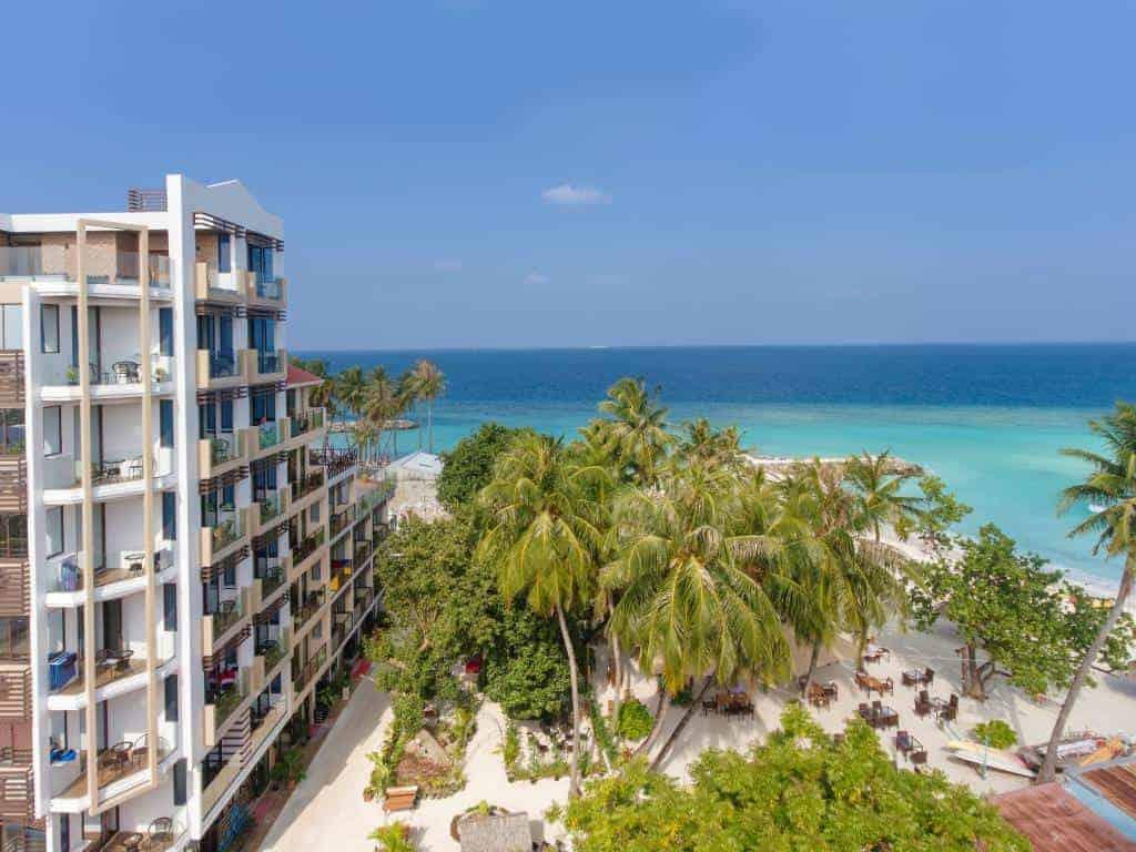 أفضل 15 فندق في جزيرة مافوشي من المسافرون العرب