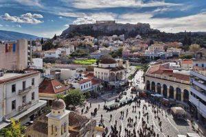 الوصول الى اليونان - أثينا 151 تم