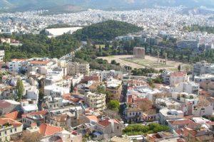 أجمل المعالم السياحيةفي  مدينة أثينا  -اليونان