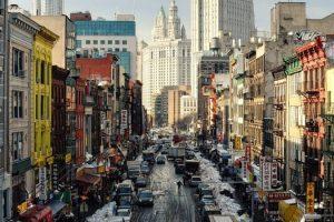 التجول في مدينة نيويورك – امريكا – نيويورك