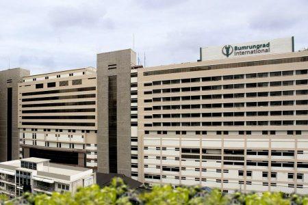 المستشفى الامريكي في تايلند (American Hospital in Thailand)