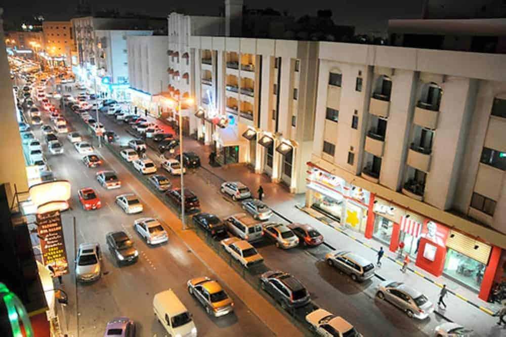 البحرين شارع المعارض