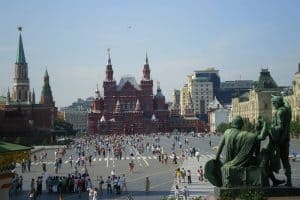 زيارة أهم الأماكن التاريخية - روسيا - موسكو