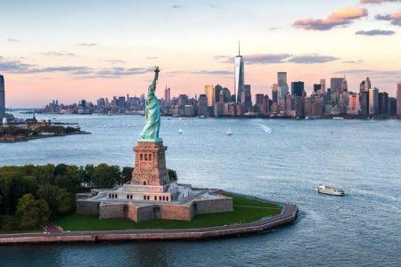 برنامج سياحي إلى امريكا لمدة 15 يوم