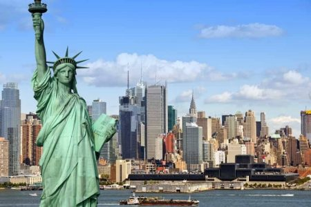 برنامج سياحي إلى امريكا لمدة 5 أيام