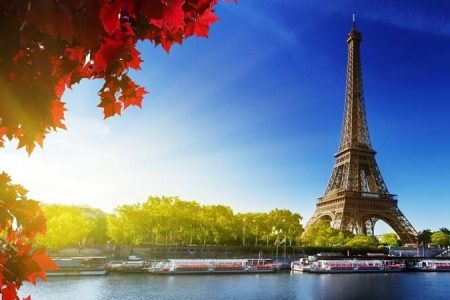 برنامج سياحي إلى فرنسا لمدة 5 أيام