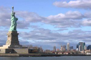 زيارة تمثال الحرية - امريكا - نيويورك