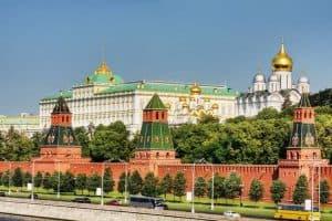 الوصول إلى مدينة موسكو - روسيا - موسكو