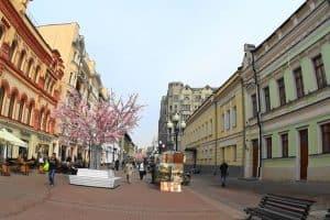 زيارة أشهر الأماكن السياحية - روسيا - موسكو