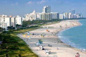 زيارة شاطئ ميامي - امريكا - فلوريدا