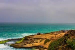 الذهاب الى كهف المرنيف - شاطئ المغسيل ص54